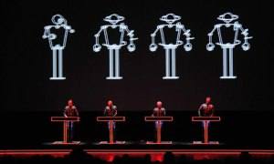 ***BESTPIX*** Kraftwerk Perform At Tate Modern: The Catalogue 12345678